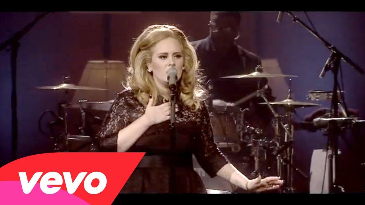 Adele – Set Fire To The Rain (Live at The Royal Albert Hall)