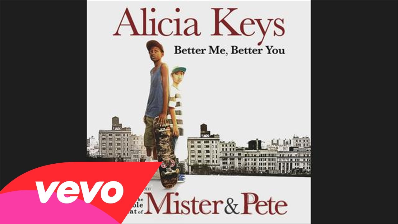 Alicia Keys – Better You, Better Me (Audio)