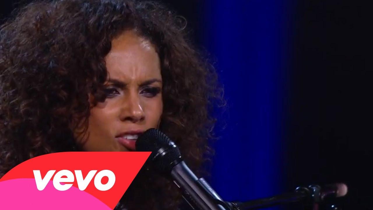 Alicia Keys – Diary (Piano & I: AOL Sessions +1)