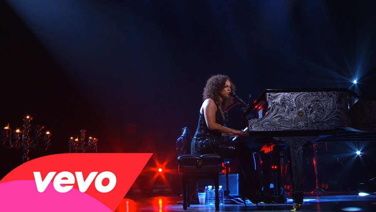 Alicia Keys – Fallin' (Piano & I: AOL Sessions +1)