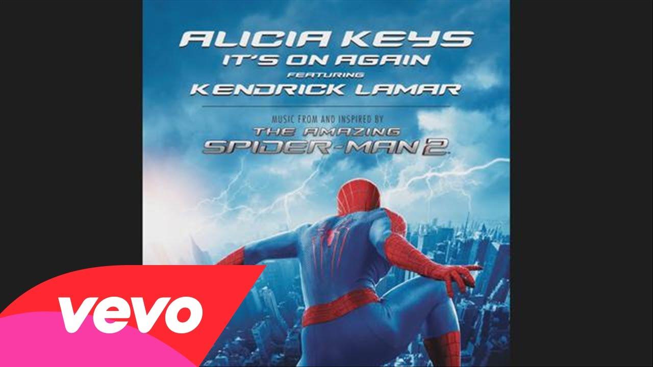 Alicia Keys feat. Kendrick Lamar – It's On Again (Audio)