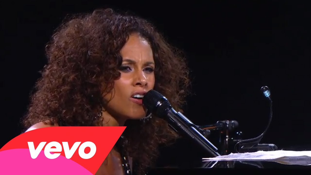 Alicia Keys – Goodbye (Piano & I: AOL Sessions +1)