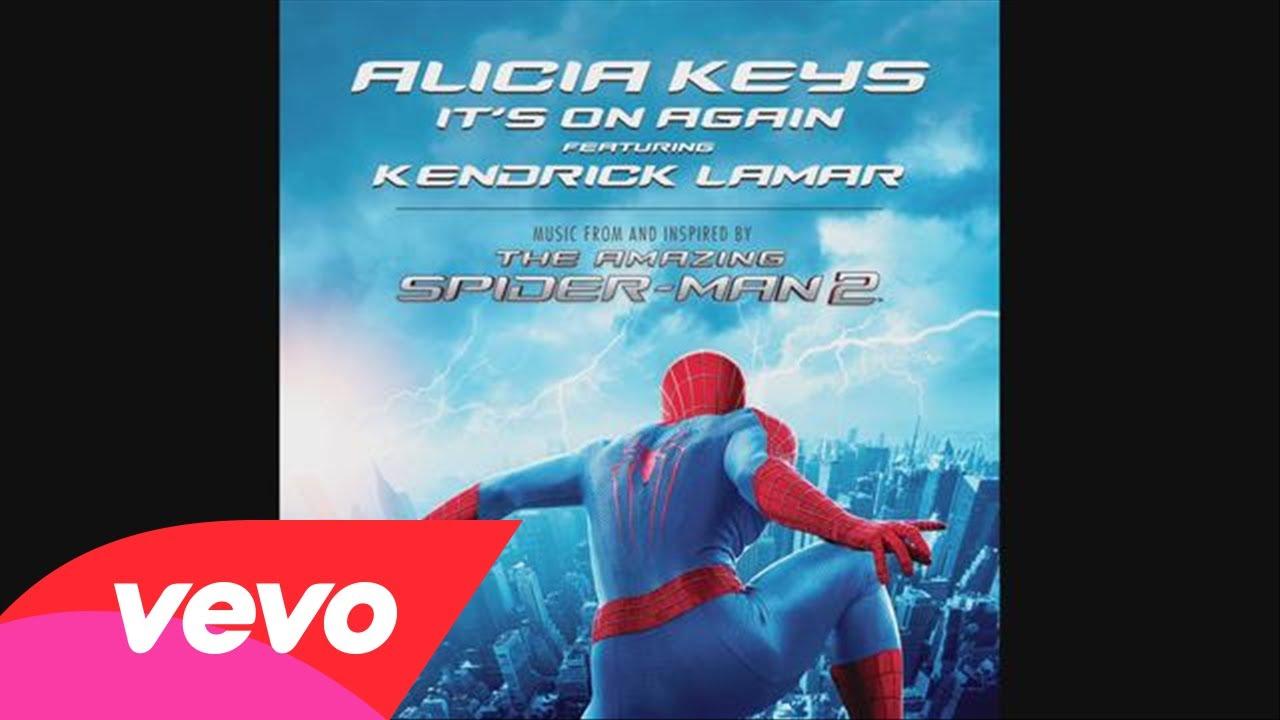 Alicia Keys – It's On Again (Radio Edit) [Audio] ft. Kendrick Lamar