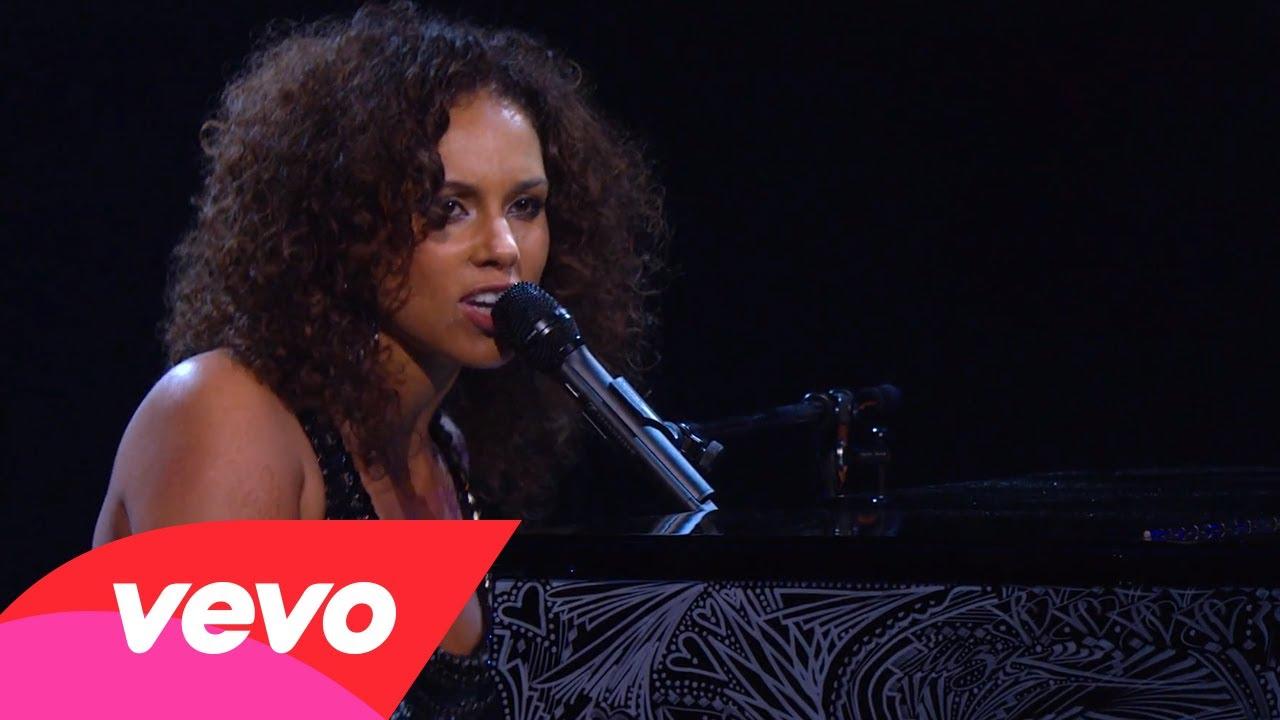 Alicia Keys – Karma (Piano & I: AOL Sessions +1)