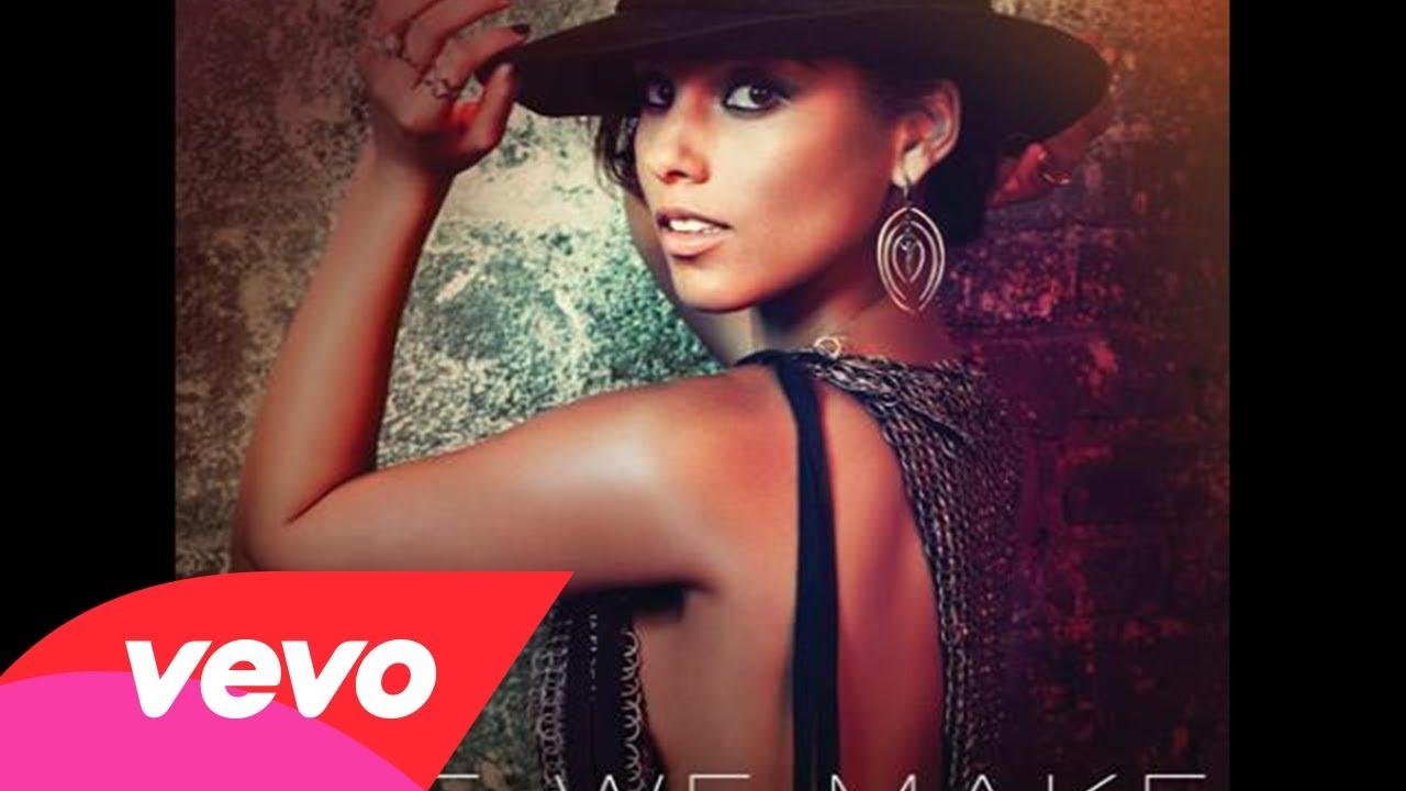 Alicia Keys, Maxwell – Fire We Make (Audio)