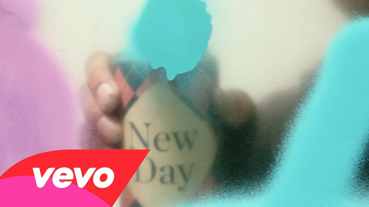 Alicia Keys – New Day (Official Lyric Video)