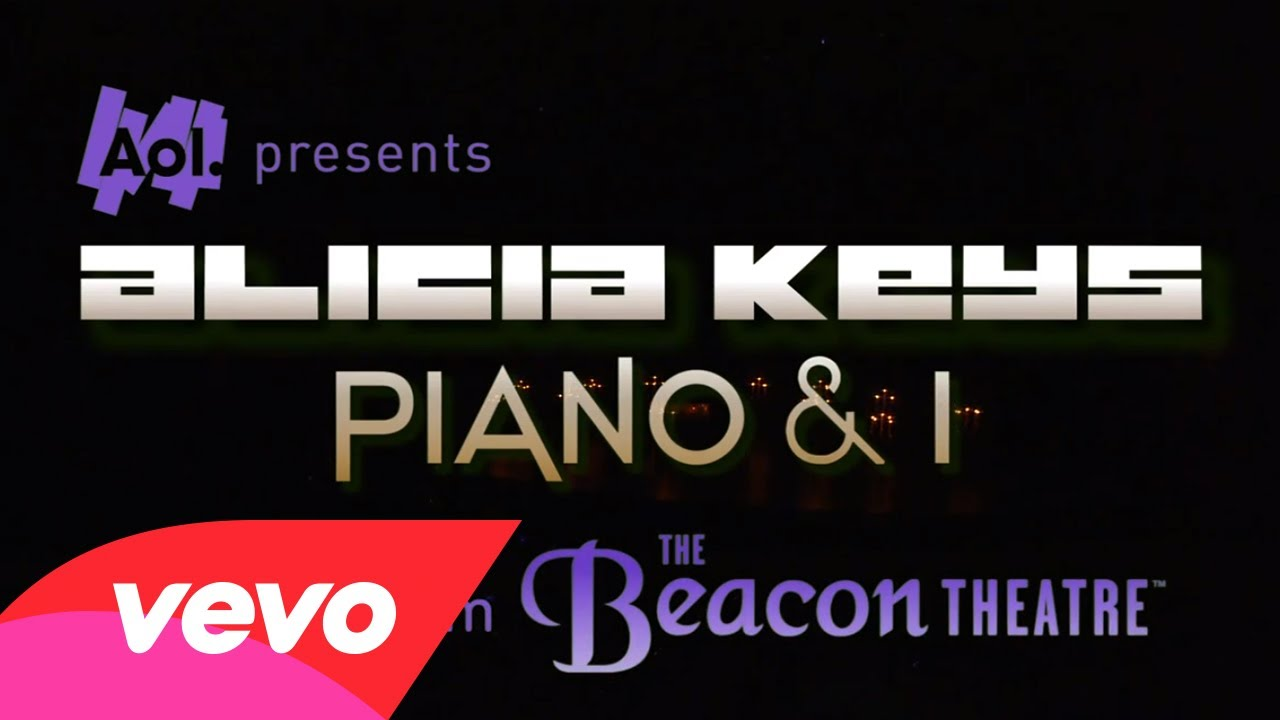 Alicia Keys – Raindrop Prelude (Piano & I: AOL Sessions +1)