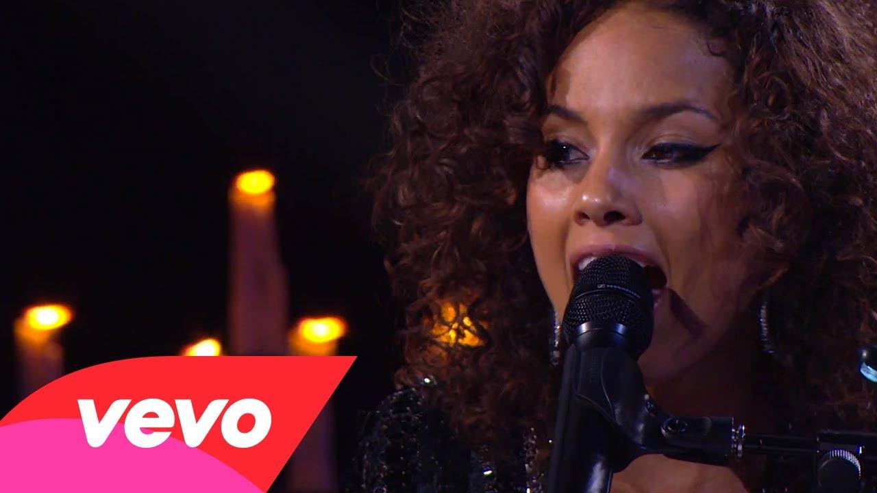 Alicia Keys – Real Love (Piano & I: AOL Sessions +1)