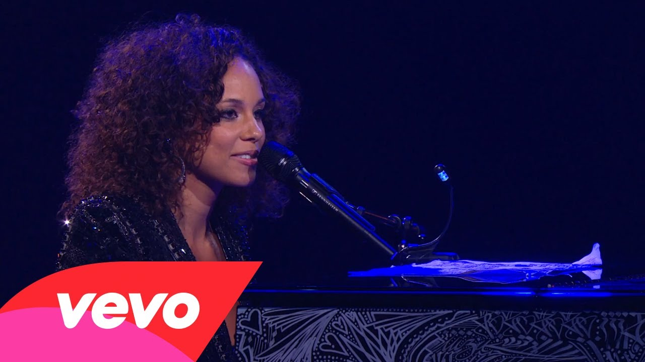 Alicia Keys – Stay With Me (Piano & I: AOL Sessions +1)
