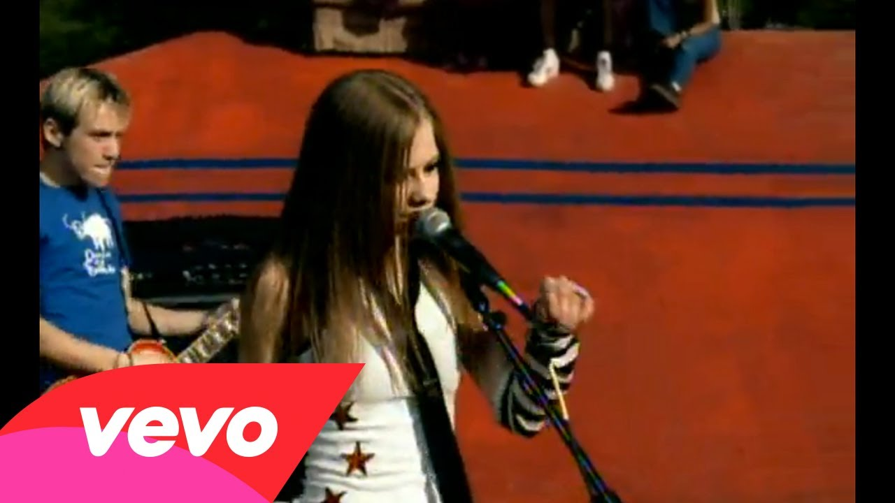 Avril Lavigne – Complicated