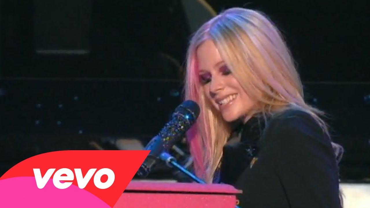 Avril Lavigne – When You're Gone (Live)