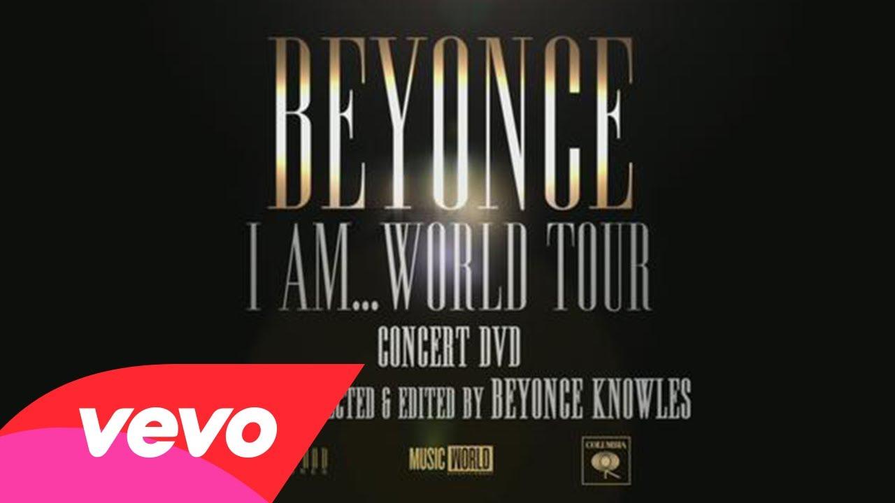 Beyonc? – I AM…World Tour 1 Minute International Trailer