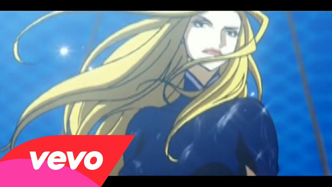 Britney Spears – Break The Ice
