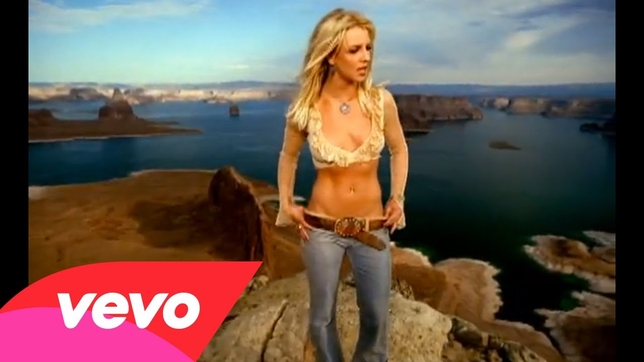 Britney Spears – I'm Not A Girl, Not Yet A Woman