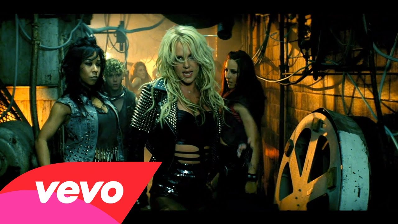 Britney Spears – Till The World Ends