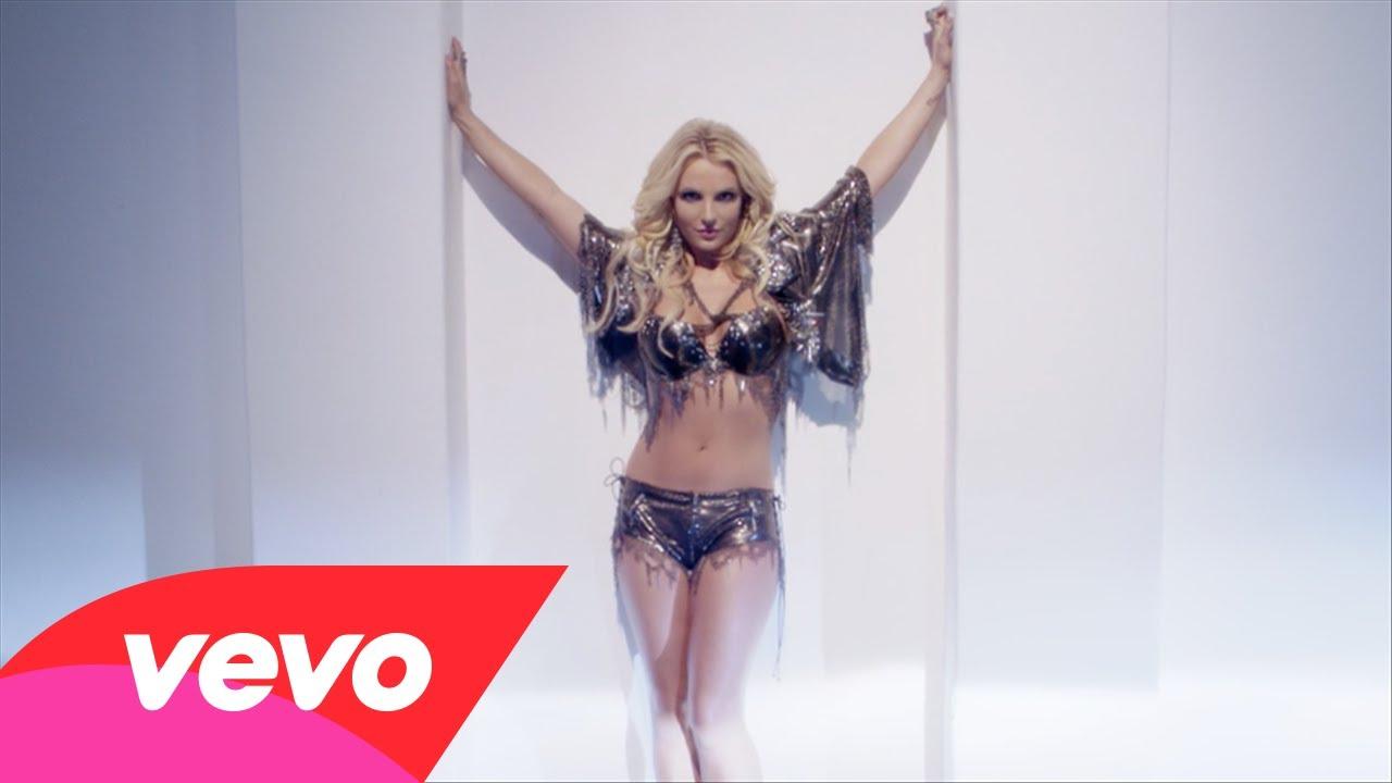 Britney Spears – Work B**ch!