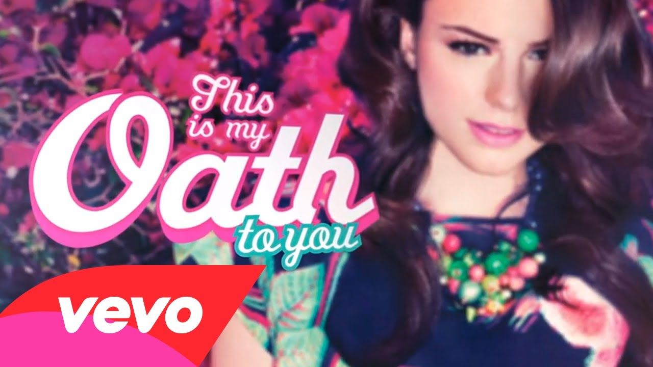 Cher Lloyd – Oath (Lyric Video) ft. Becky G