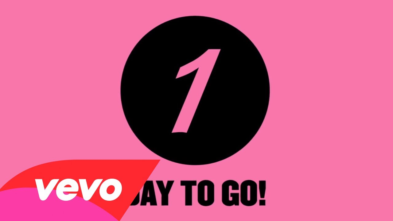 Cher Lloyd – With Ur Love – 1 Day To Go ft. Mike Posner