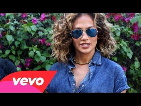 Jennifer Lopez – I Luh Ya Papi (Behind The Scenes) ft. French Montana