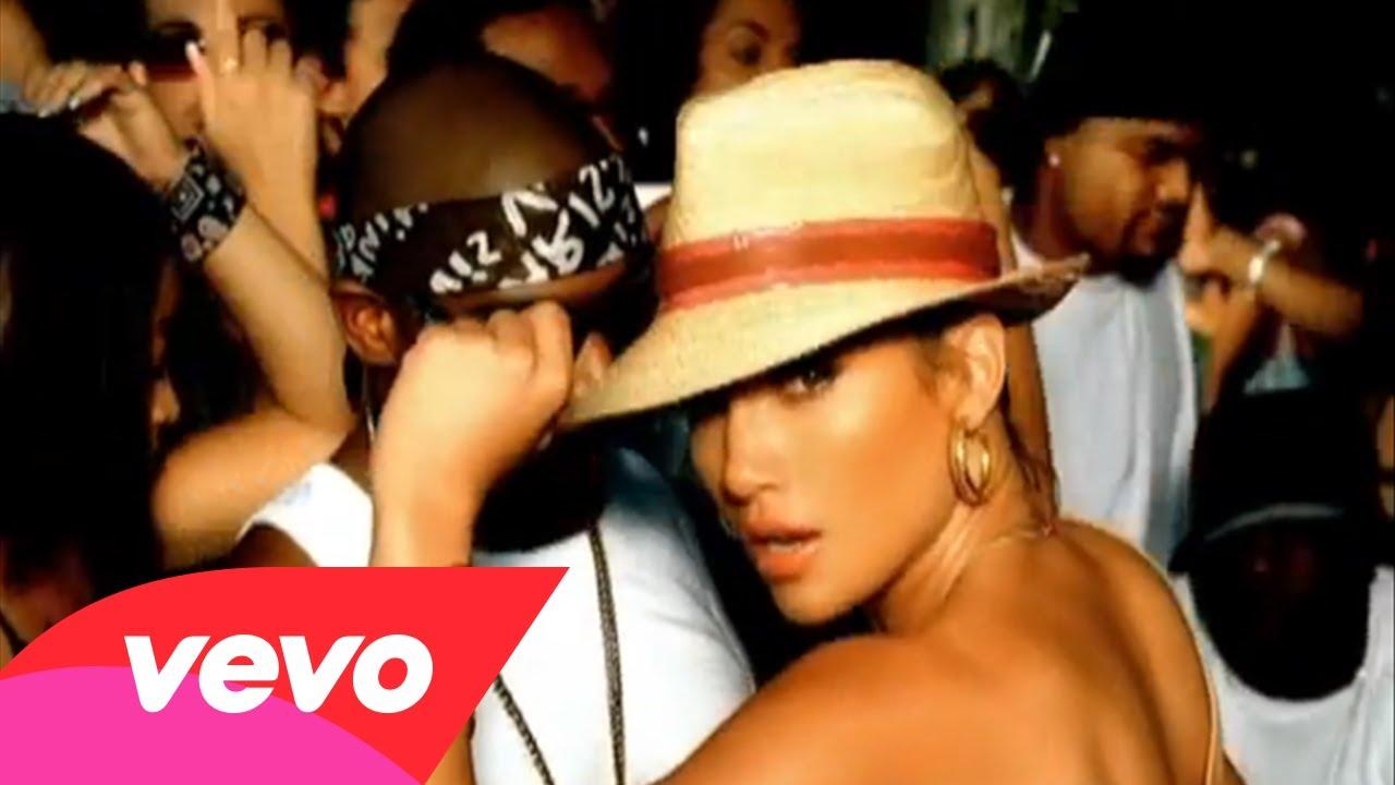 Jennifer Lopez – I'm Real (Remix) ft. Ja Rule