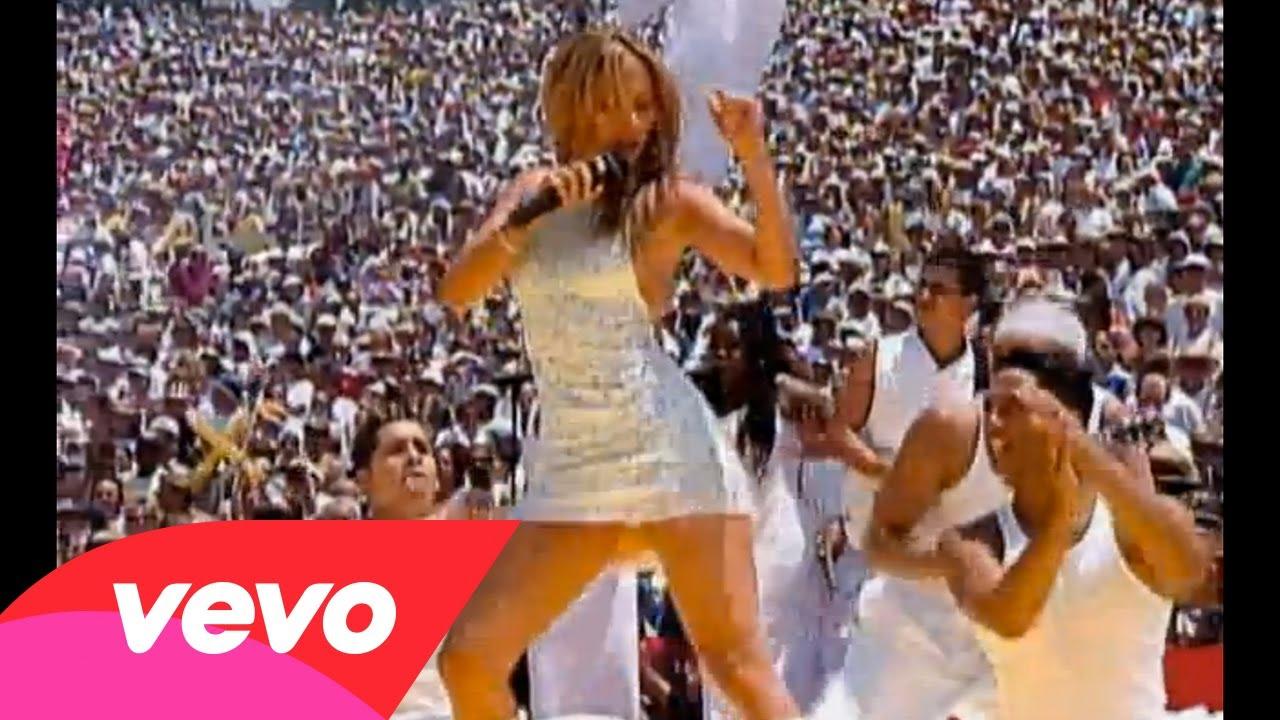 Jennifer Lopez – Let's Get Loud