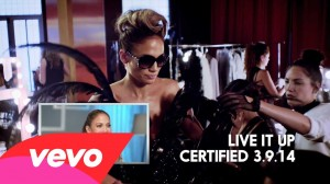 Jennifer Lopez – #VEVOCertified, Pt. 7: Live It Up (Jennifer Commentary)