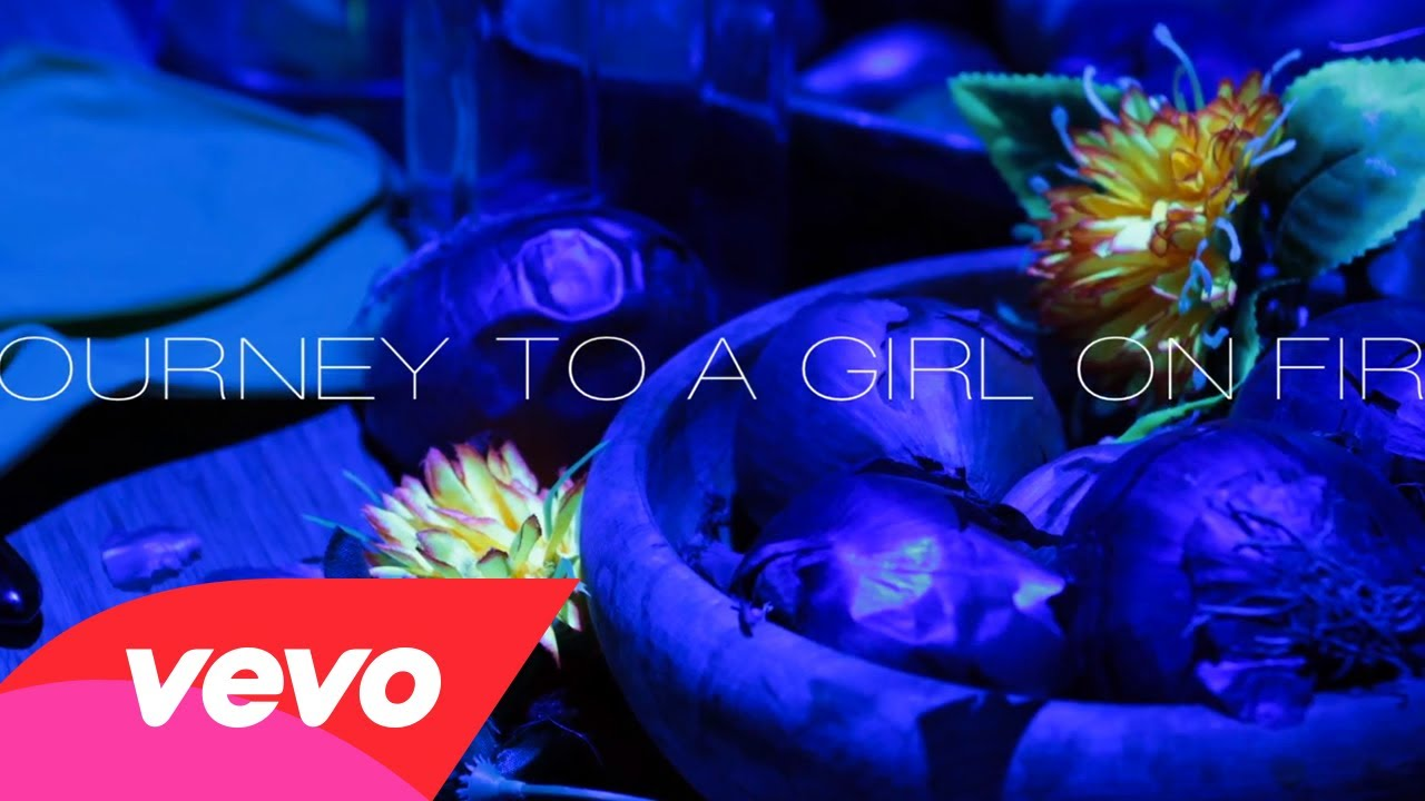 Journey To A Girl On Fire: Behind the Music Video