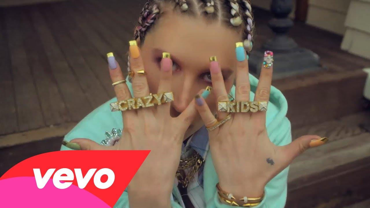 Ke$ha – Crazy Kids ft. will.i.am