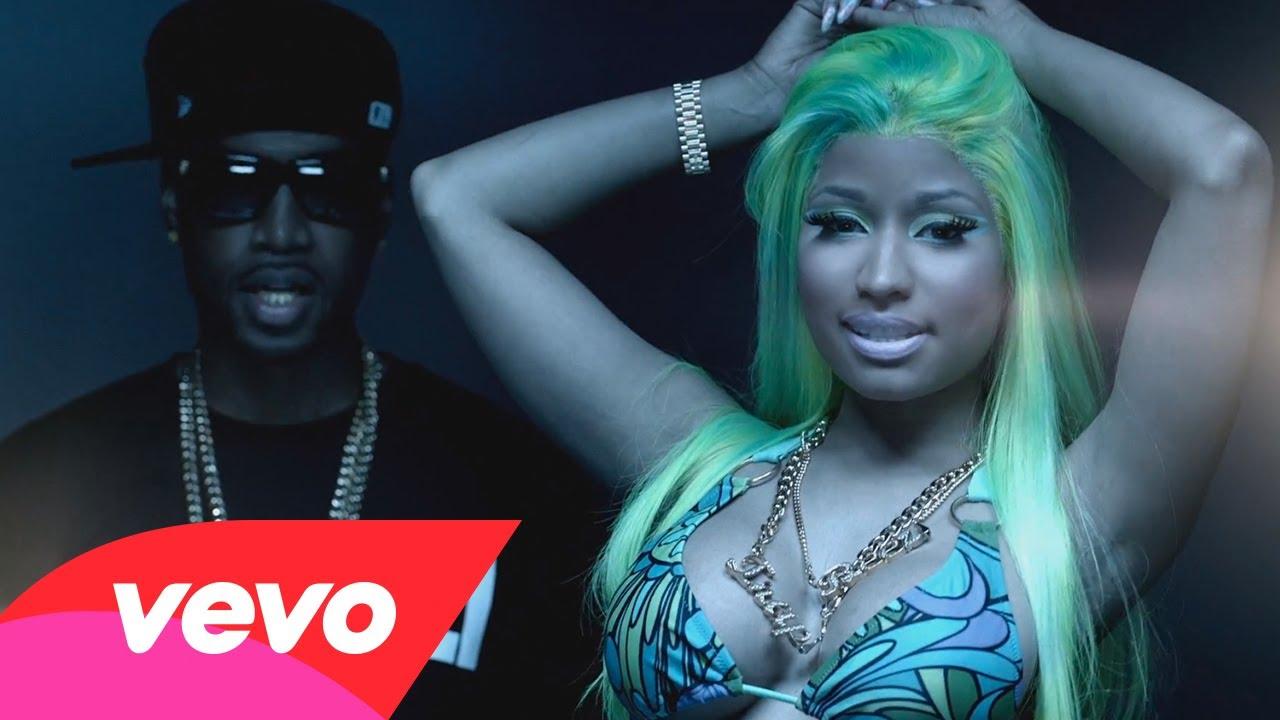 Nicki Minaj – Beez In The Trap (Explicit) ft. 2 Chainz