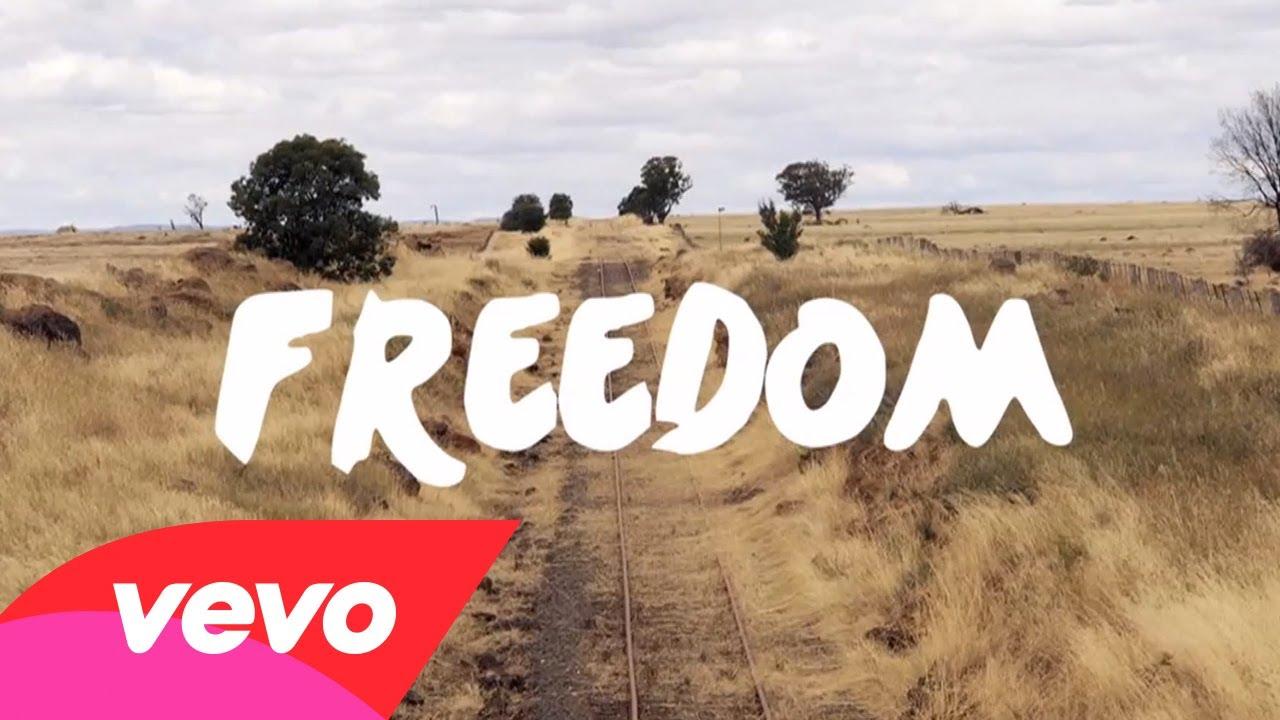 Nicki Minaj – Freedom (Lyric Video)