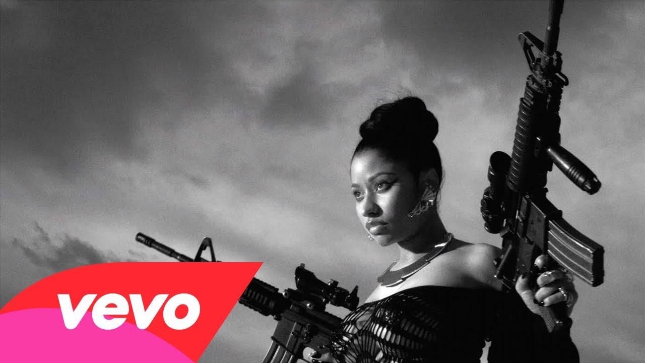Nicki Minaj – Lookin Ass (Explicit)
