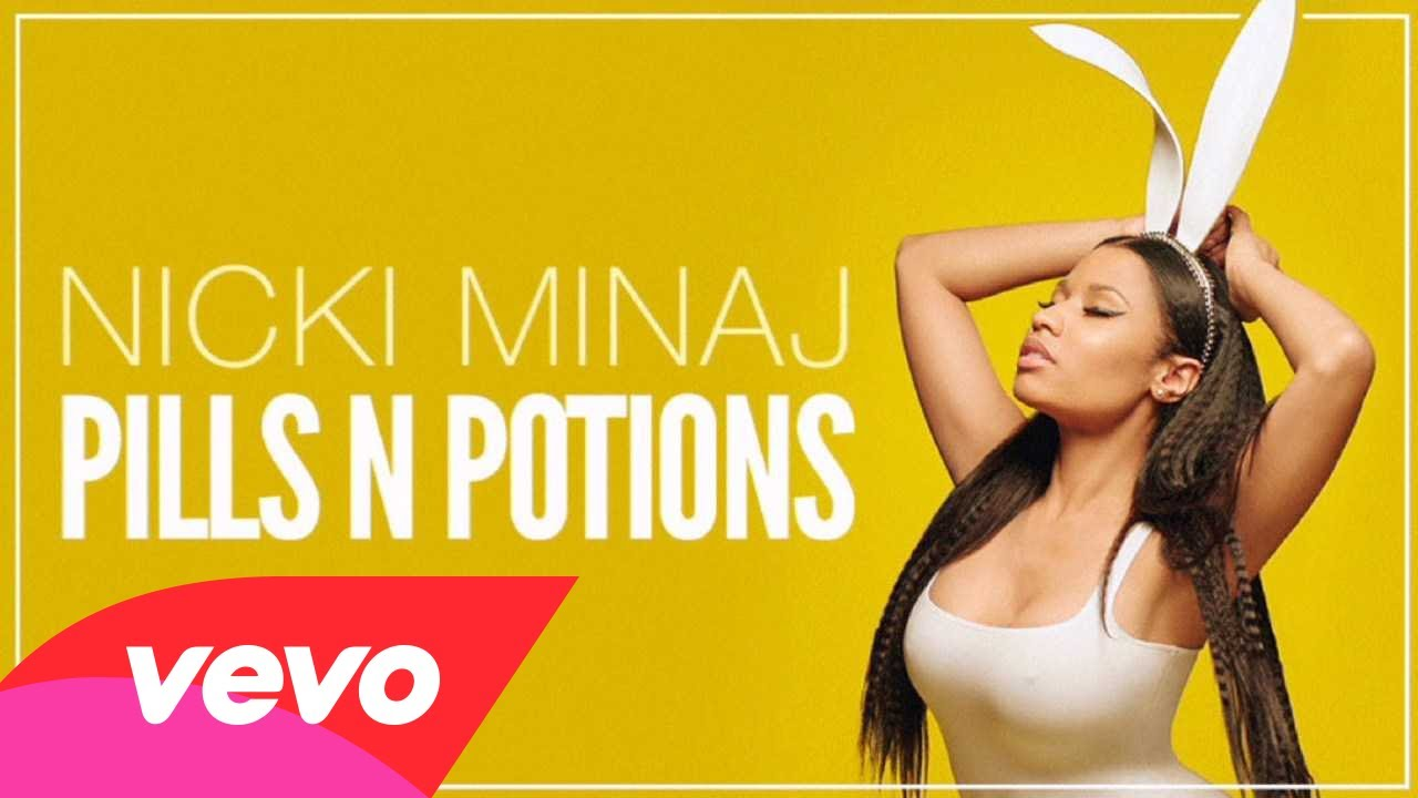Nicki Minaj – Pills N Potions (Audio)