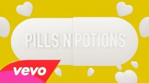 Nicki Minaj – Pills N Potions (Lyric Video #2)