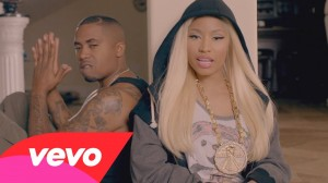 Nicki Minaj – Right By My Side (Explicit) ft. Chris Brown