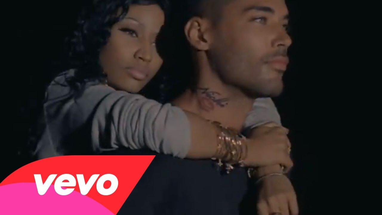 Nicki Minaj – Right Thru Me (Clean Version)