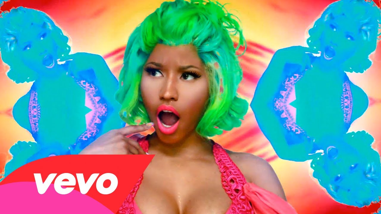Nicki Minaj – Starships (Explicit)