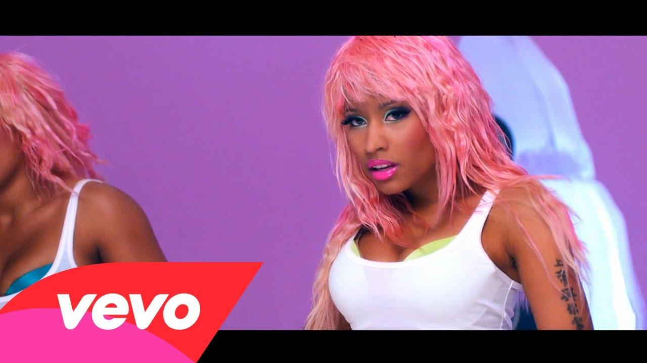 Nicki Minaj – Super Bass (Edited)
