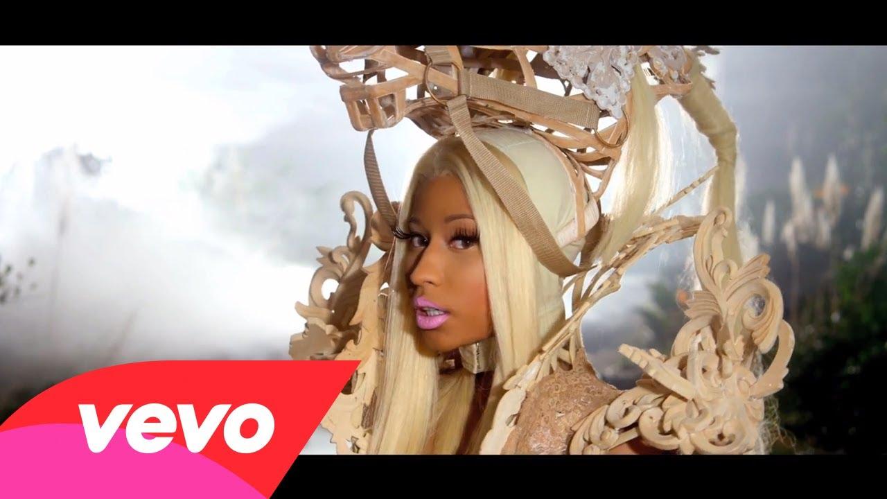 Nicki Minaj – Va Va Voom (Explicit)