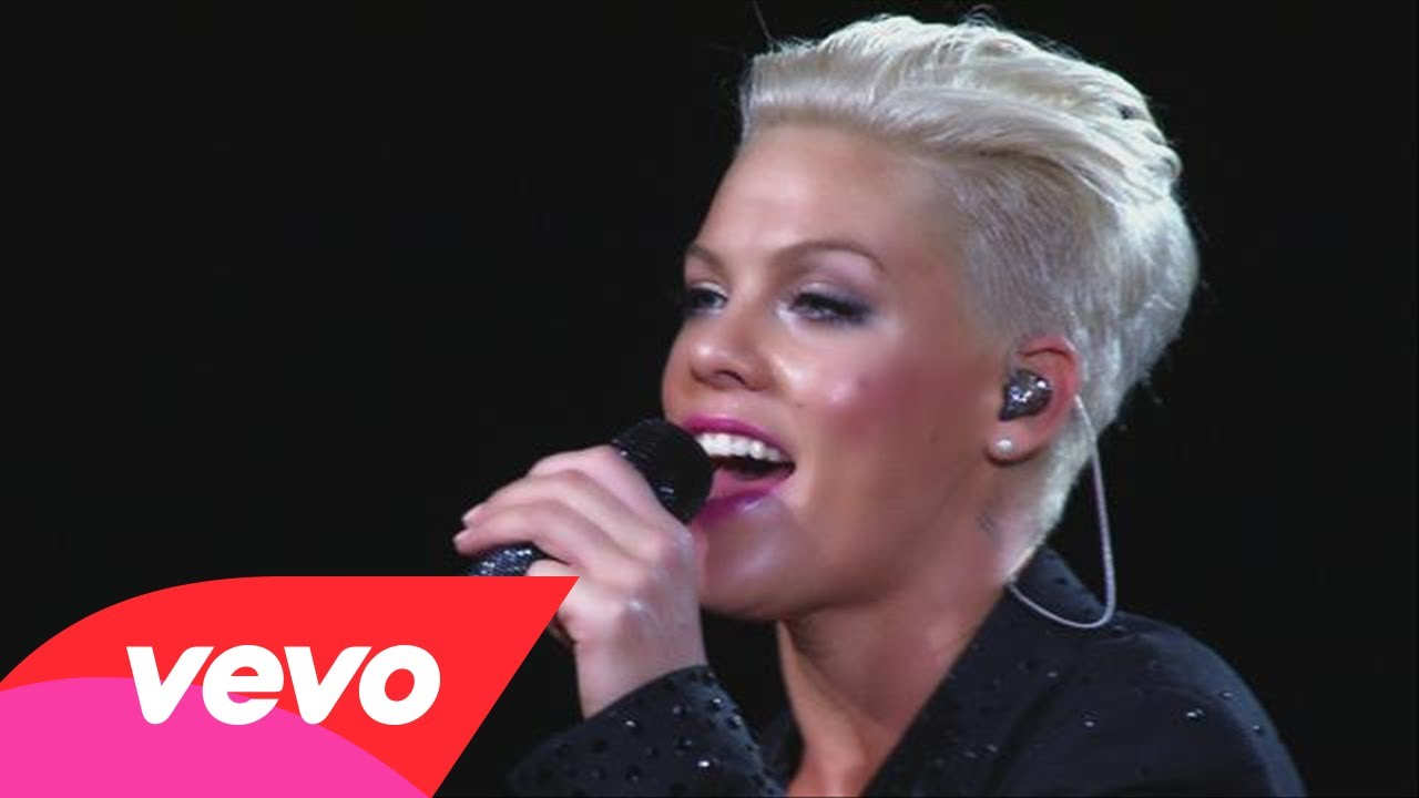 P!nk – Are We All We Are