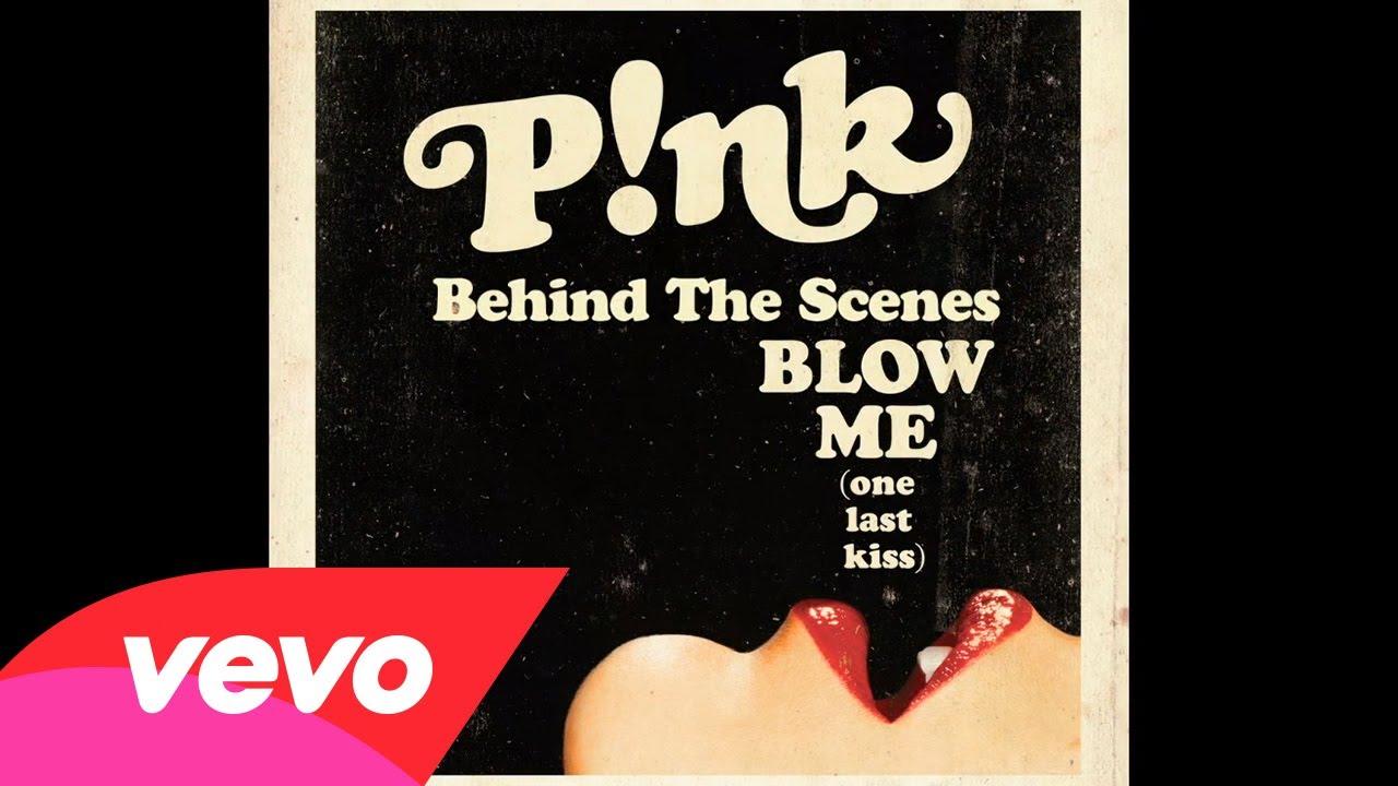 P!nk – Blow Me (One Last Kiss) (Behind The Scenes)