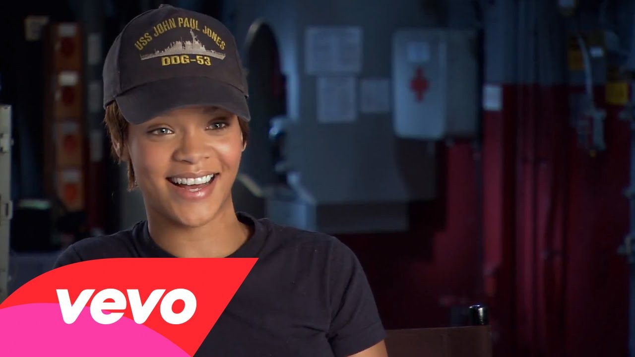 Rihanna – Battleship: Production Begins