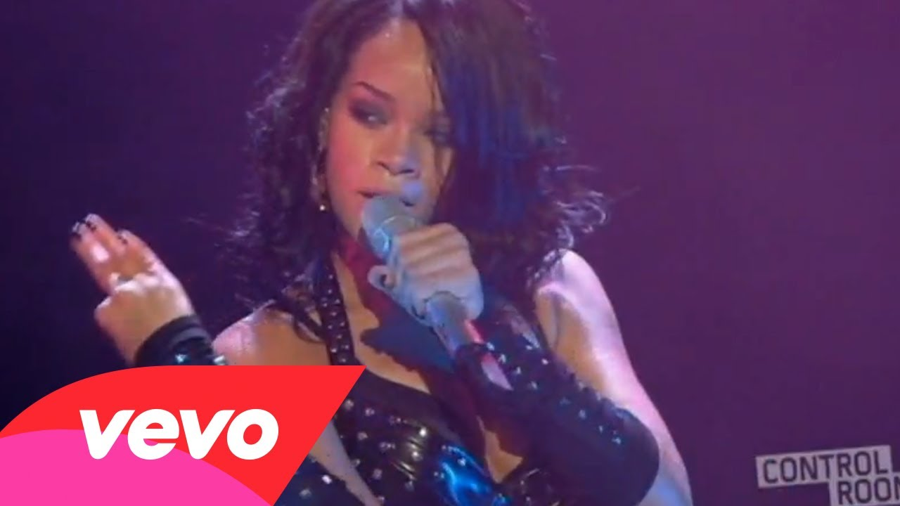 Rihanna – Breakin' Dishes (Control Room)