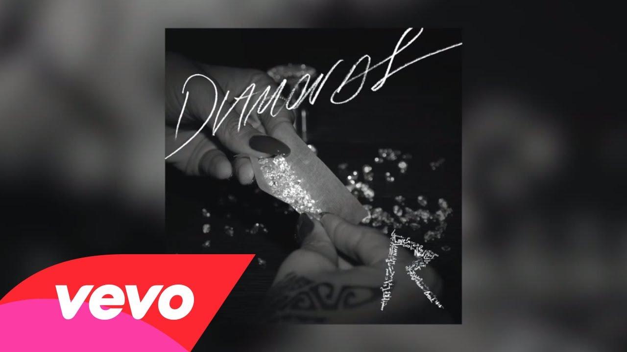 diamonds rihanna lyrics