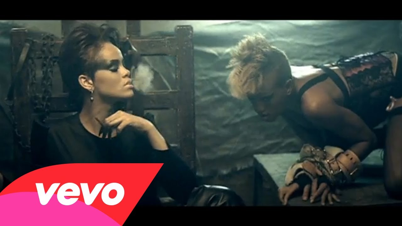 Rihanna – Disturbia (Online Only Version)