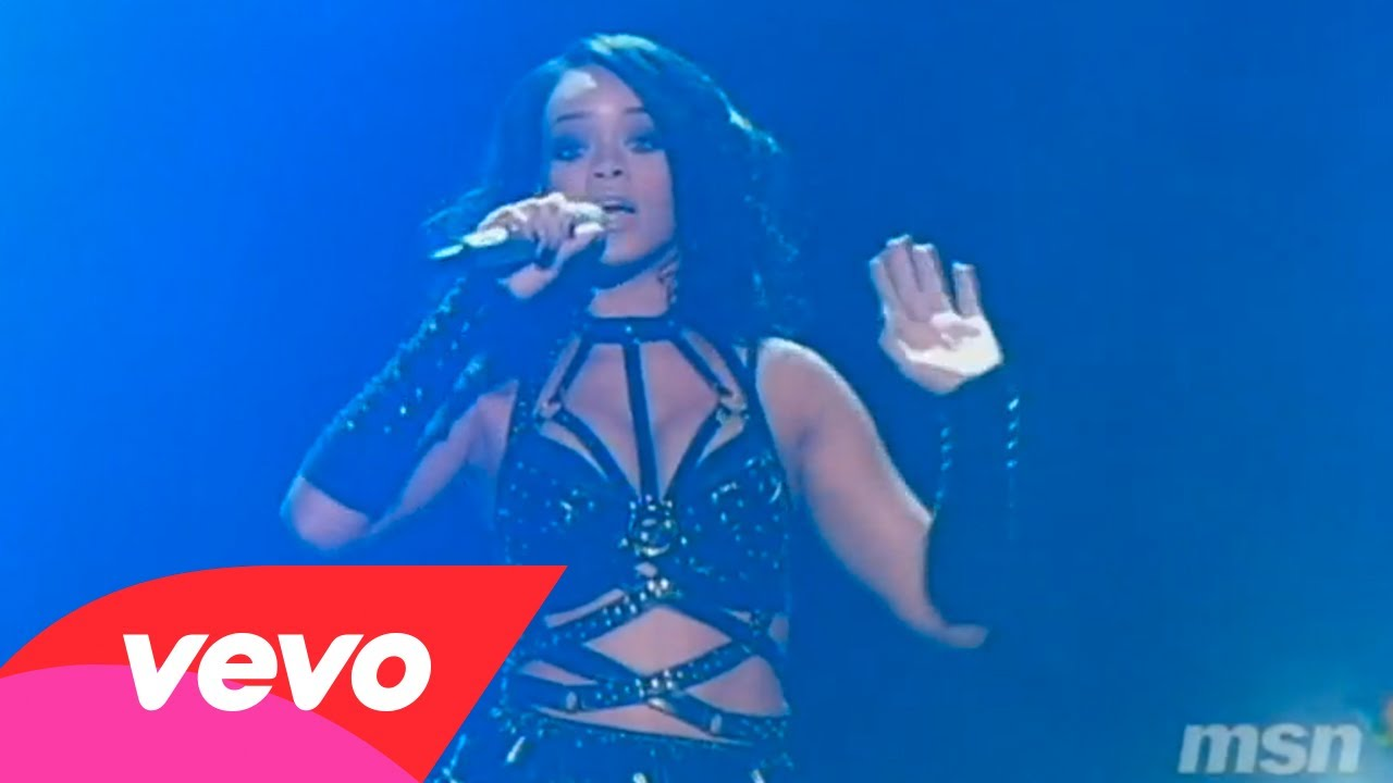 Rihanna – Pon de Replay (Control Room)