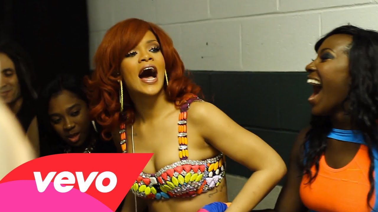 Rihanna – Road To 'Talk That Talk' (Part 1)