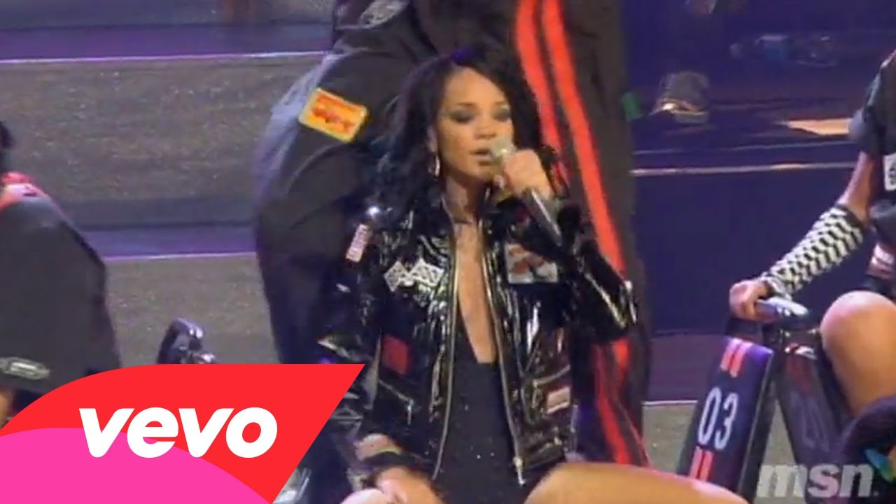 Rihanna – Shut Up and Drive (Control Room)