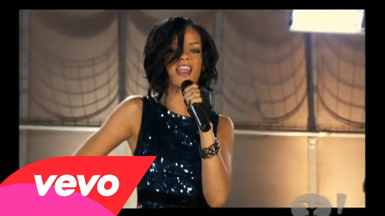 Rihanna – Shut Up and Drive (Yahoo! Pepsi Smash)
