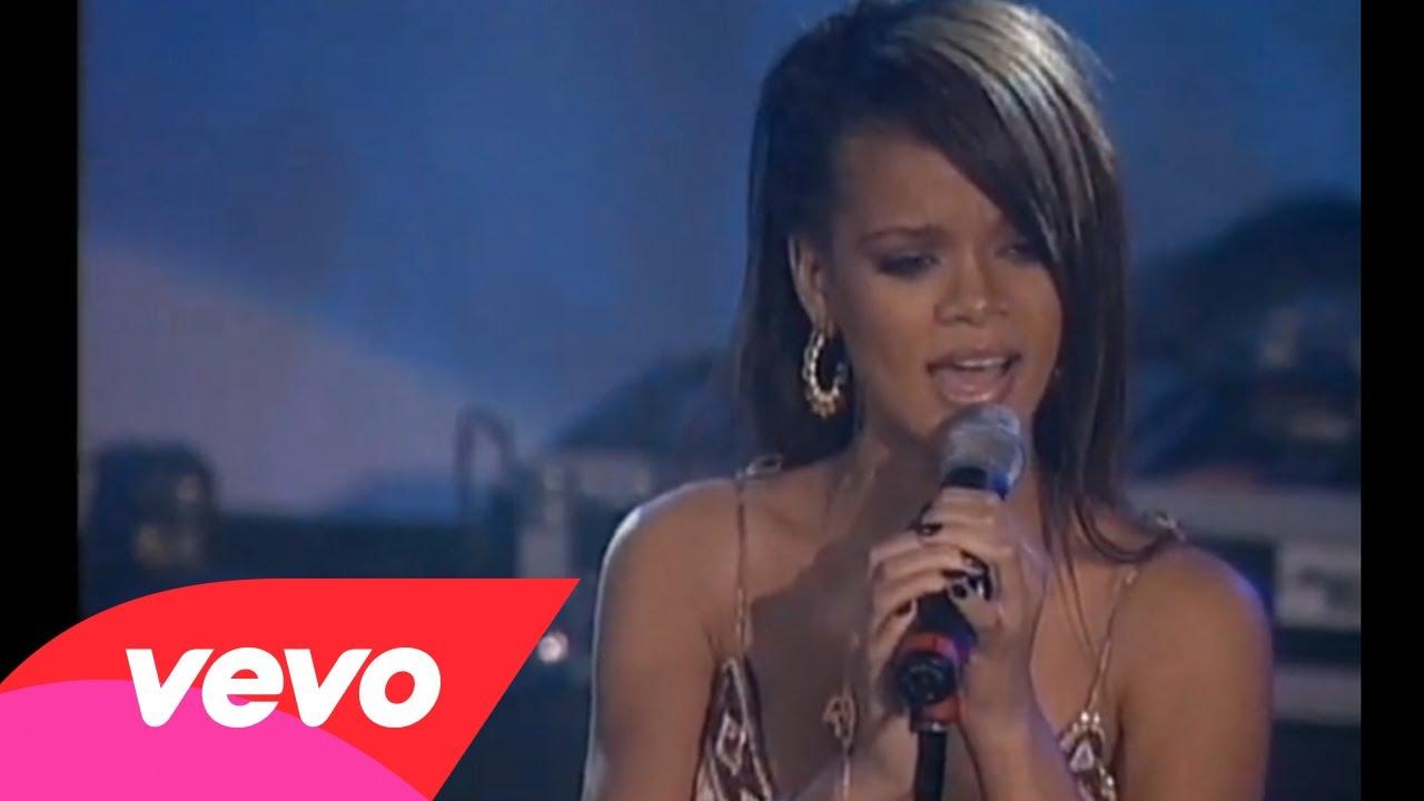 Rihanna – Unfaithful (Cingular Sounds Live)