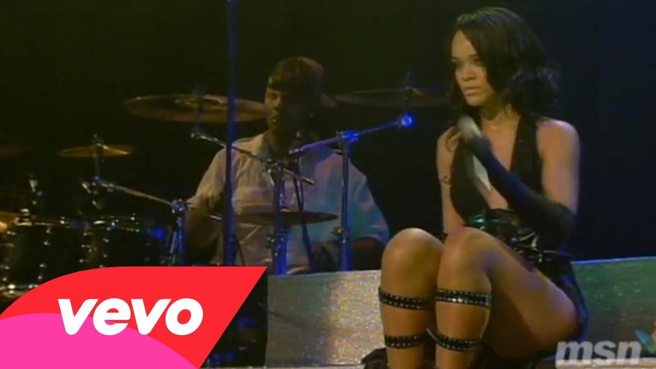 Rihanna – Unfaithful (Control Room)
